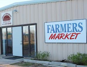 Mansfield Farmers Market, Alvarado Farmers Market