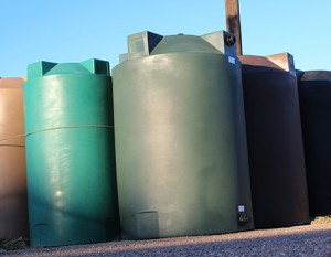 Rain Harvest Tanks
