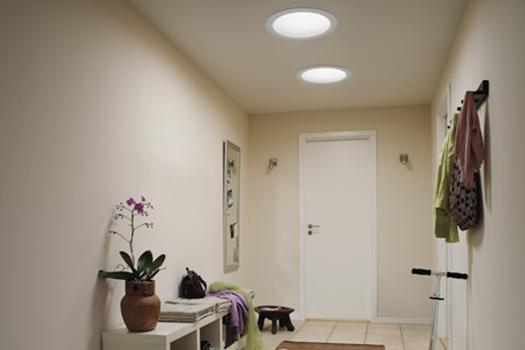 VELUX Hallway Skylight Tubes