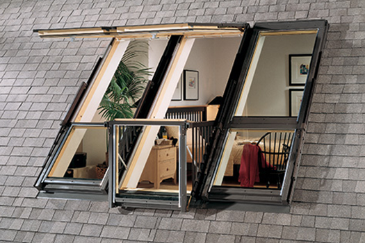 VELUX Attic Windows